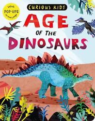 Curious Kids Age Of The Dinosaurs By Jonny Marx English Novelty Book Free Shi