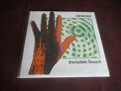 Genesis Invisible Touch 180gram Collectors Limited Edition Audiophile Virgin Lp