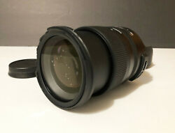 As Is Tamron Sp 24-70mm F/2.8 Di Vc Usd G2 Lens For Canon Ef Mount Afa032c-700