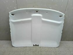 Toyota Mr2 1984 E-aw11 Interior Parts 6331117030 [used] [pa50595681]