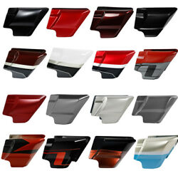 Side Covers Panel Fit For Harley Touring Road Glide Electra Street Glide 09-21