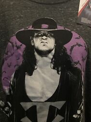 Wwe Undertaker - Short Sleeve T-shirt - New With Tag - Adult Size Xxl