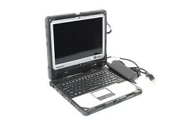 Panasonic Toughbook Cf-33 2-in-1 12 Touch I5-6300u 2.4ghz 8gb No Ssd 1 Battery