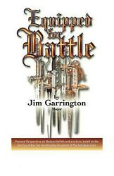 Equipped For Battle By Jim Garrington English Paperback Book Free Shipping