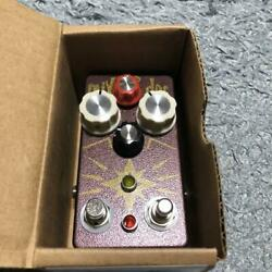 Hungry Robot Pedals Starlite V2 Reverb Famous Machine With Box Good Condition
