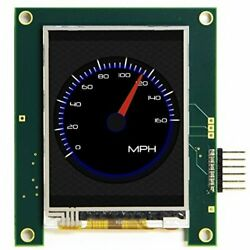 Displaytech Embedded 2.8 Tft Demo Board With Microchip Pic24 Emb028tftdemo