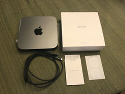 2018 Certified Apple Refurbished Mac Mini, Never Used - Apple Care + Included