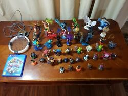 Skylander Trap Team Ps4 Game Portal And Figures Knight Light And Midnight Museum