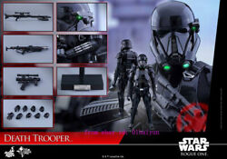 Hot Toys Andndash Mms398 Andndash Rogue One A Star Wars Story Andndash 1/6th Scale Death Trooper