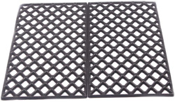 Bbq Cast Iron Cooking Grates Parts For Kenmore Dyna Glo Backyard Grills 3-pack.