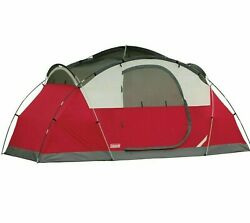 Coleman Cimmaron 8 Person Dome Tent Camping Outdoor Beach Waterproof $119.99