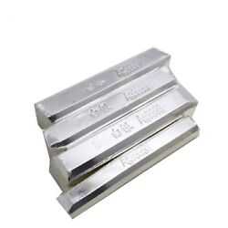Pure Silver 9999 Silver Bar Silver Scrap Silver Material 10g Each Bar With Stamp
