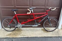 Ibis Cousin It Tandem L/m With Roof Rack
