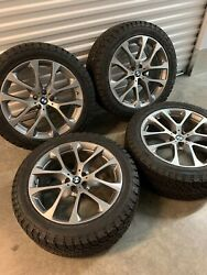 New 2021 Bmw X5 20 Wheels And Tires Off Road Package G05 2019 2020 Oem Factory