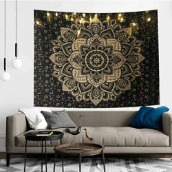 Psychedelic Tapestry Indian Wall Hanging Decor For Bedroom Living Room Dormitory