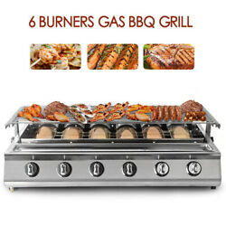 Smokeless Bbq Grill Stainless Steel Roast Stove Outdoor Barbecue Cooking Oven