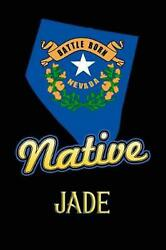 Nevada Native Jade College Ruled Composition Book By Jason Johnson English Pa
