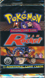 1st Edition Team Rocket Pick Your Card