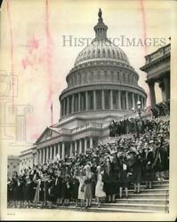 1941 Press Photo 300 Leaders Of Womens Groups Arrived In Washington On This Day