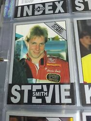 Stevie Smith 1993 World Of Outlaws Trading Card Racing Nm Condition