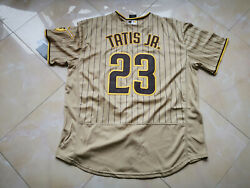 San Diego Fernando Tatis Jr 23 Jersey Adult Size New With Tags