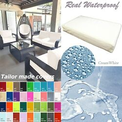 Tailor Made Coverpatio Bench Cushion Waterproof Outdoor Swing Sofa Daybed Dw20