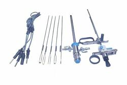 Autoclavable Reusable Turp Resectoscopic Working Element For 4 Mm Endoscope