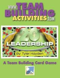 Leadership 20 A Team Building Card Game By Www. Teambuildingactivities. Com By