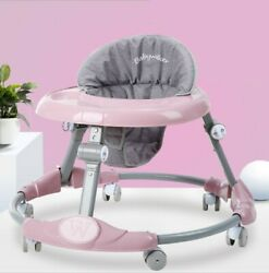 Baby Walker Foldable Rocker Entertainers Practice Walking Active And Feed Uk Store