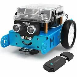 Mbot Starter Kit With Bluetooth Dongle Learning And Mbot Blue With Dongle
