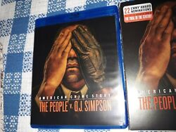 The People V. O.j. Simpson American Crime Story - Blu Ray Disc