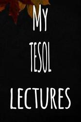 My Tesol Lectures The Perfect Gift For The Student In Your Life - Unique Record