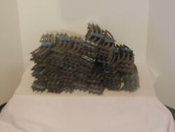 100 Curved 027 Guage Model Train Tracks Various Manufacturers