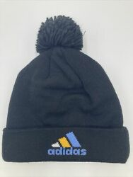 Adidas Denver Nuggets Black Beanie Size One Size Fits All