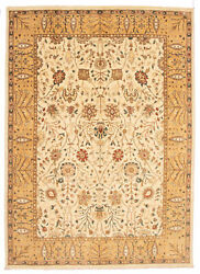 Vintage Hand-knotted Carpet 9and0399 X 13and0399 Traditional Oriental Wool Area Rug