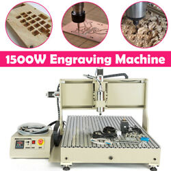 Usb 3axis Cnc 6090 Router Engravingmachine Carve/drilling/milling+remote Control