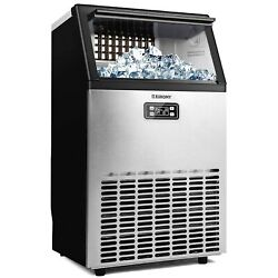 Commercial Ice Maker Machine 100lbs/24h