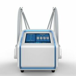 Cooling Cryo Fat Machine 4 Hands Ems Cool Pad Equipment For Body Shape Slimming