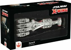 New Fantasy Flight Star Wars X-wing 2nd Ed Tantive Iv Expansion Pack