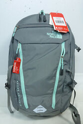 New The Women Surge Transit Zincgray Surf Green Backpack