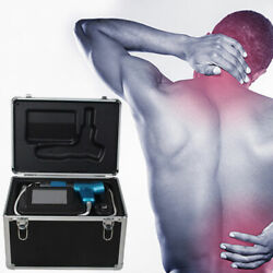 Shock Wave Machine Physical Pain Relief Therapy System Shockwave Body Massager