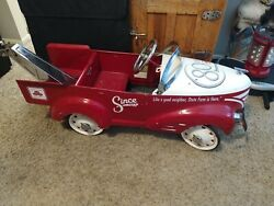 State Farm Pedal Car 80th Anniversary Corporate Office Item Vintage With Tow