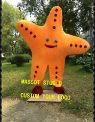Sea Star Mascot Costume Suit Cosplay Party Game Dress Outfit Halloween Adult