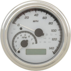 Dakota Digital Mvx Series Analog Gauge Systems White Gray Chrome Mvx-2011-wg-c