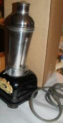 Vintage Oster Bar 1930's Southern Comfort Electric Mixer Drinks Works