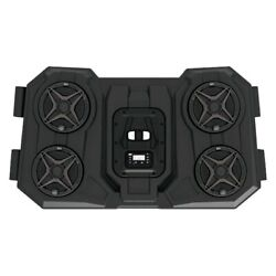 For Polaris Rzr S 1000 15-19 2 And 4-seater Bluetooth Overhead Sound System
