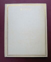 Hans Andersen Edmund Dulac Limited Signed Edition 750 Beautiful Copy 1911