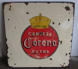 Great Value Corona Metal Table Porcelain Top 4-old Mexican-restaurant-30x30