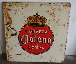 Great Value Corona Metal Table Porcelain Top 6-old Mexican-restaurant-30x30