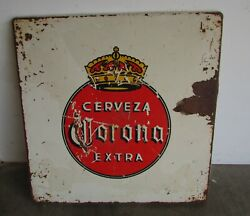 Great Value Corona Metal Table Porcelain Top 8-old Mexican-restaurant-30x30